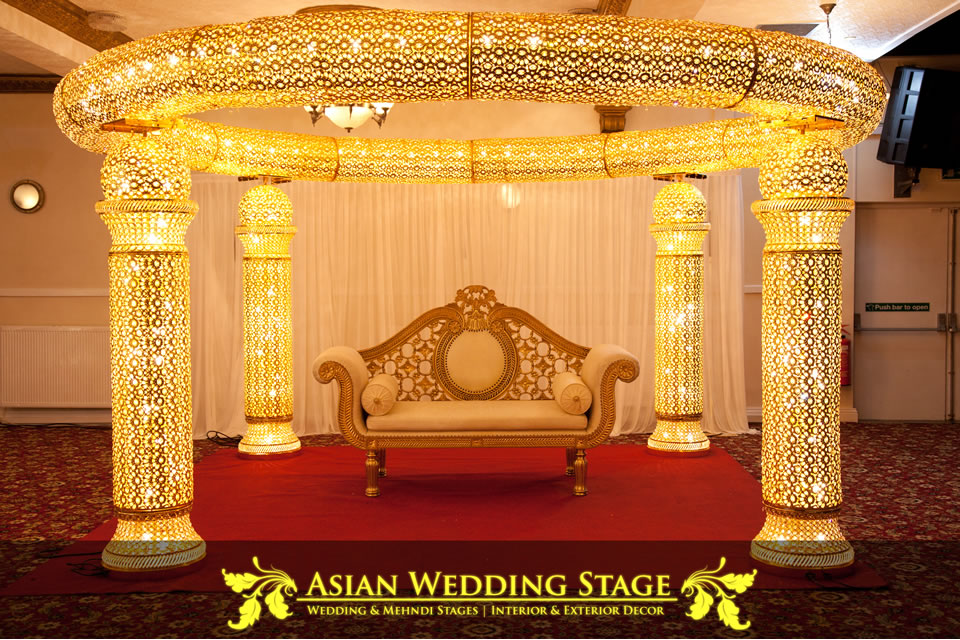 Wedding Stages For Asian Wedding Venues Crown Banqueting Hall
